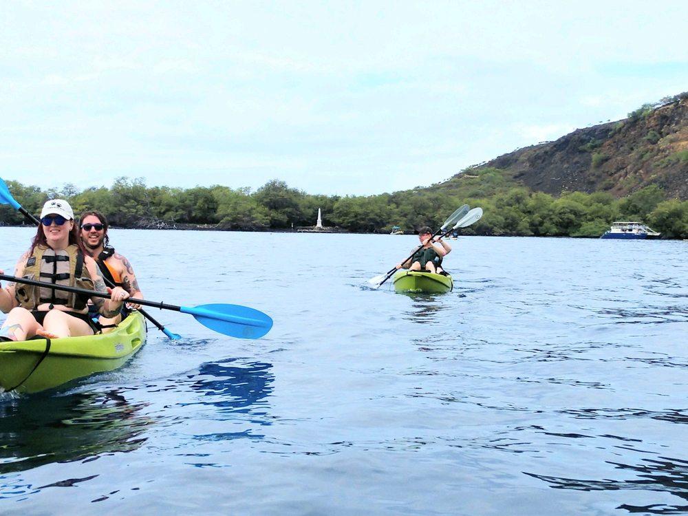 Aloha Kayak: 82-5674 Kahau Pl, Captain Cook, HI