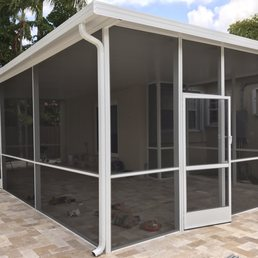 Photo Of Screen In Miami   Hialeah, FL, United States. Screen Enclousure And