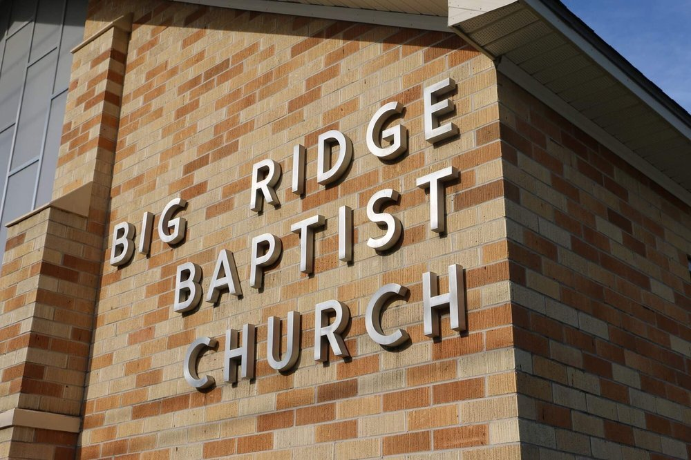 Big Ridge Baptist Church: 3230 Big Ridge Rd, D'Iberville, MS