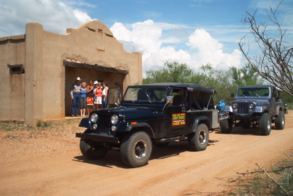 Into The West Jeep Tours: Tombstone, AZ
