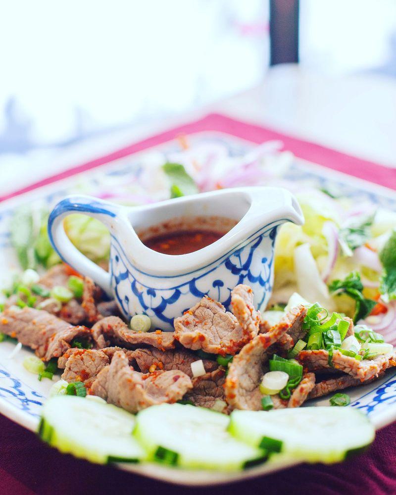 Thai Orchid Restaurant: 420 Center Ave, Moorhead, MN