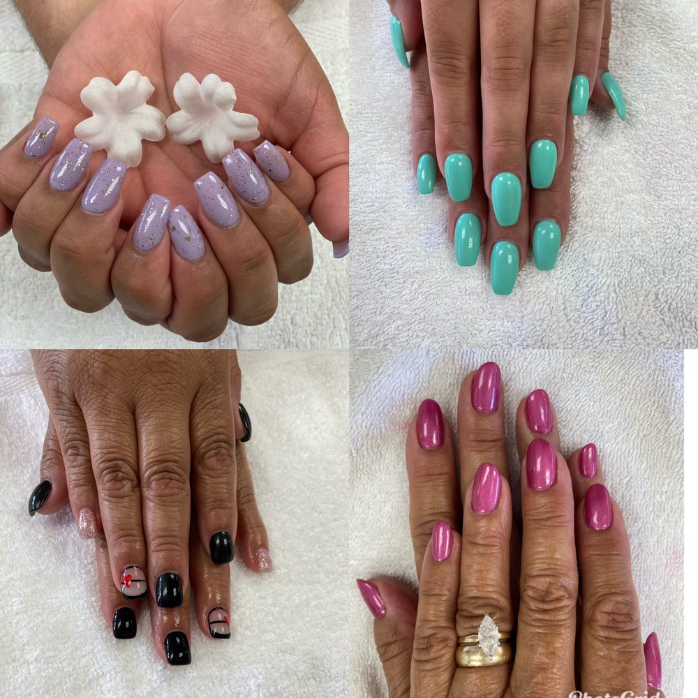 Luxurious Nails: 306 Boston Rd, North Billerica, MA