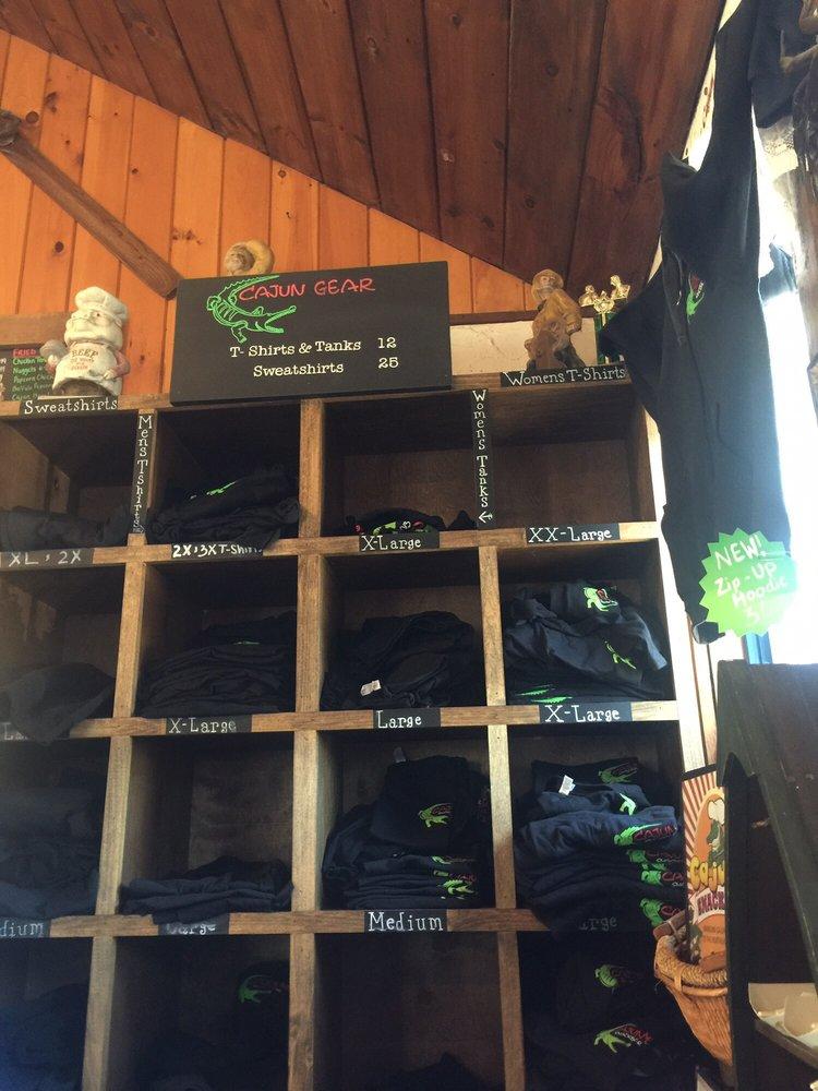 Cajun's Snack Bar: 1594 Vt Route 100, Lowell, VT