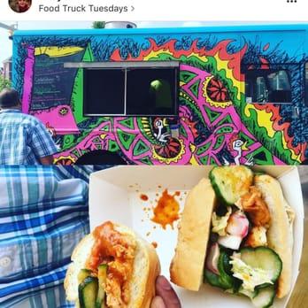 Lomo Lomo Food Truck Buffalo Ny