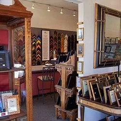 photo of allan jeffries framing los angeles ca united states custom frames