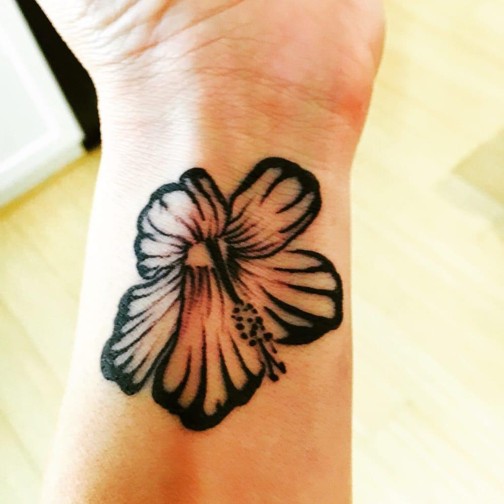 Seventh Son Tattoo: 765 Clementina St, San Francisco, CA