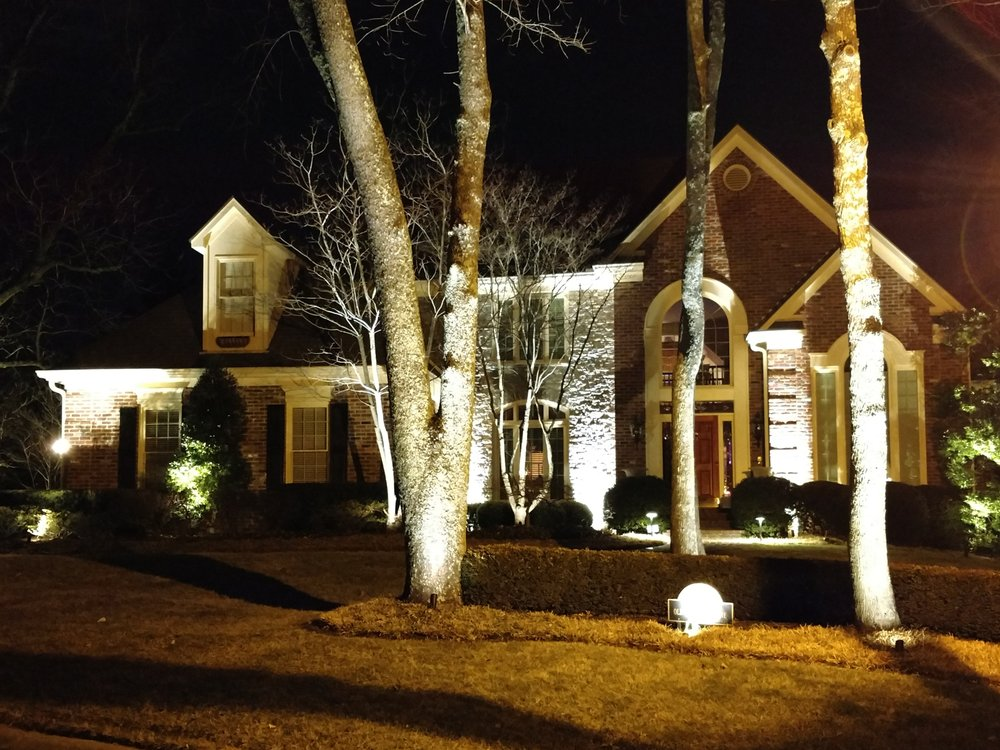 Photo Of Lexington Outdoor Lighting Ky United States