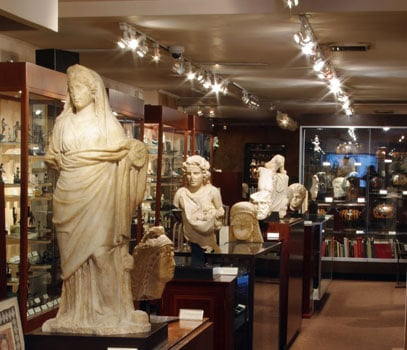 Royal-Athena Galleries: 153 E 57th St, New York, NY