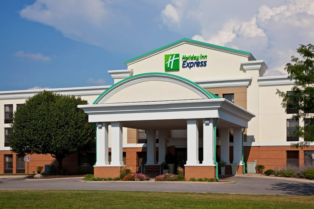 Holiday Inn Express Indianapolis Airport: 6296 Cambridge Way, Plainfield, IN