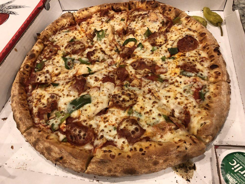 Papa John's Pizza: 43680 Waxpool Rd, Ashburn, VA