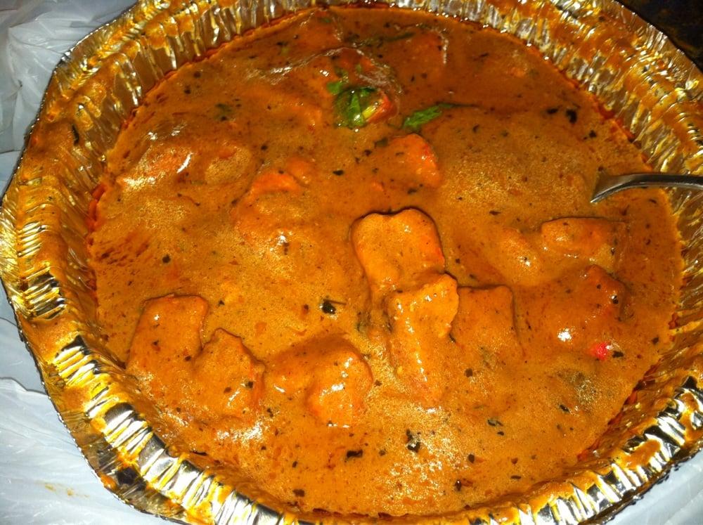 Chicken tika marsala made of coconut milk yelp for Akbar cuisine of india santa monica