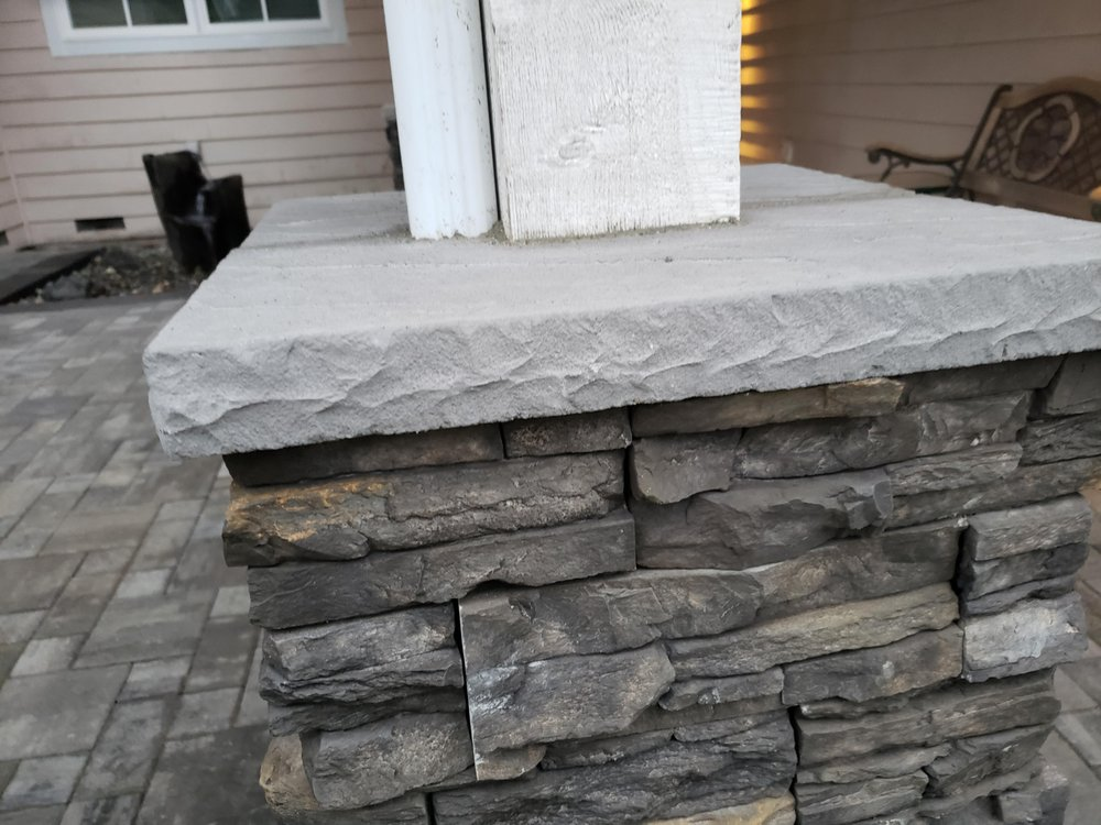Craftsman Masonry: 425 222-6254, Fall City, WA