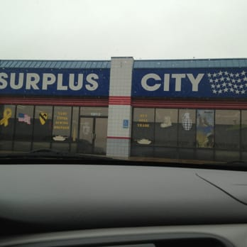 Surplus City Accessories 1002 Willow Springs Rd
