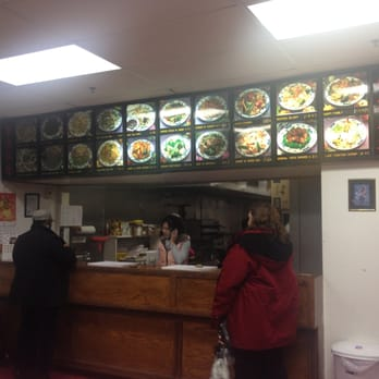 Great Wall Chinese Kitchen Zion Il Menu