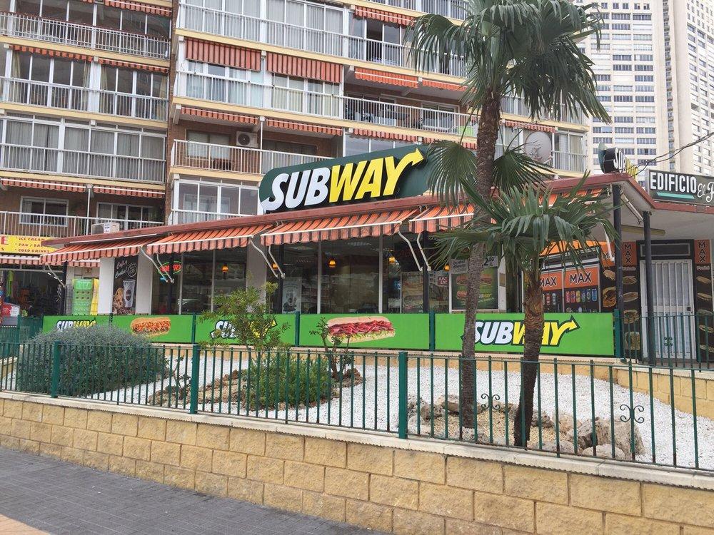 Subway: Avenida de Estocolmo, 2, Benidorm, A