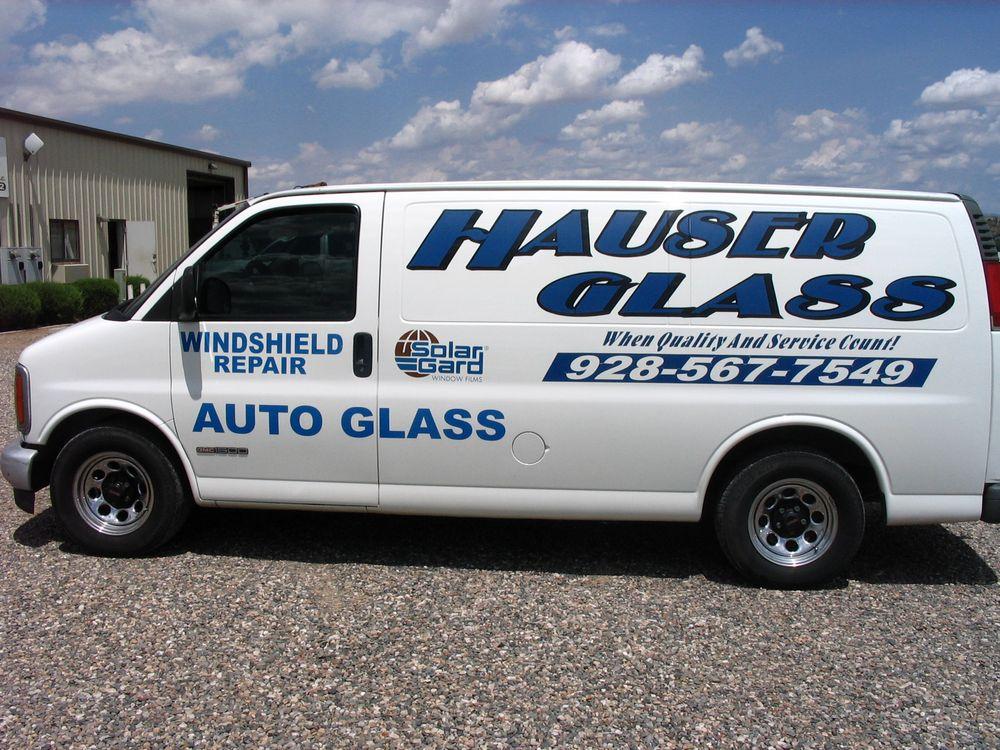 Hauser Glass: 724 N Industrial Dr, Camp Verde, AZ