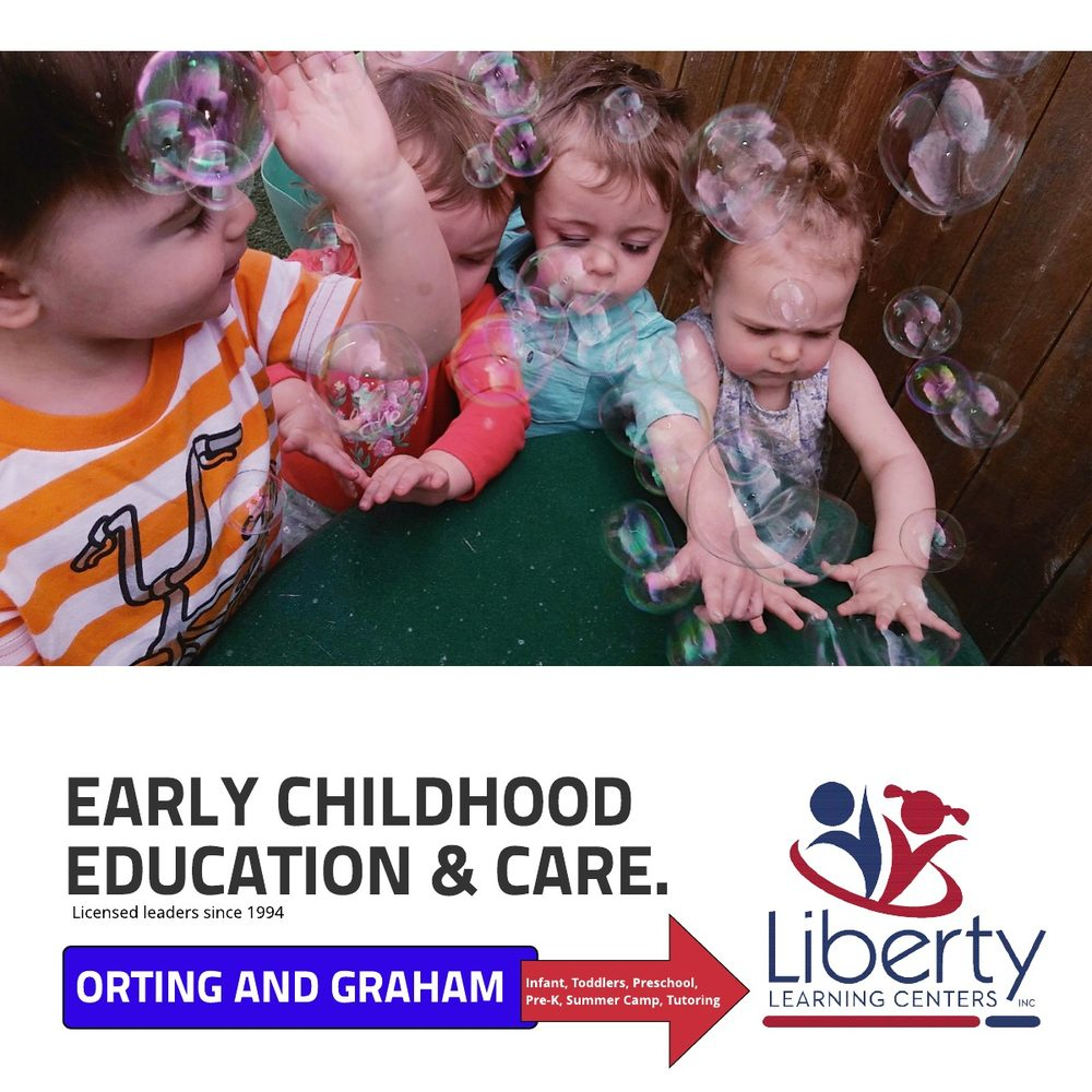 Liberty Learning Centers - Orting: 20503 193rd Ave E, Orting, WA