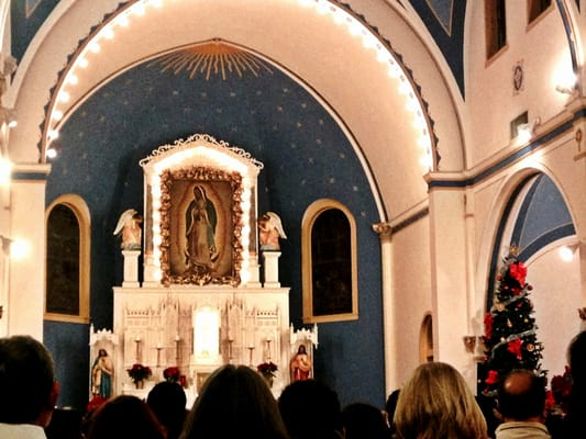 Our Lady Of Guadalupe Church 1321 El Paso St San Antonio