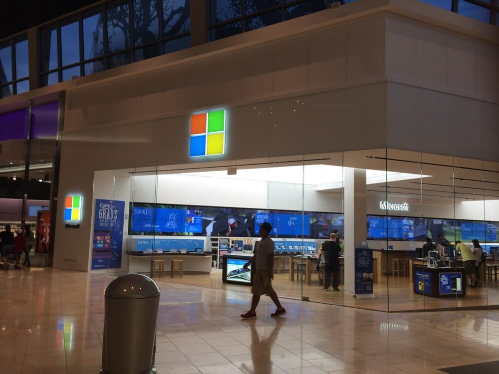 Microsoft Store 14 Photos Electronics Garden State Plaza Paramus Nj Phone Number Yelp