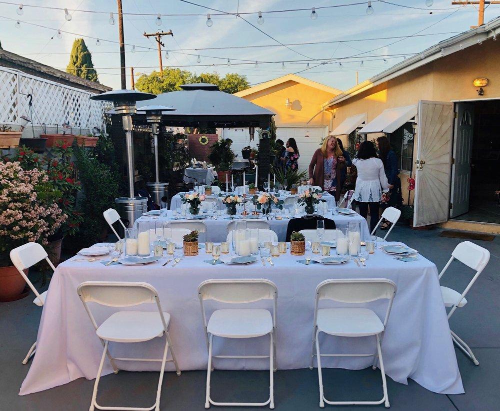 Tlapazola Party Rentals: 1545 W 134th St, Gardena, CA