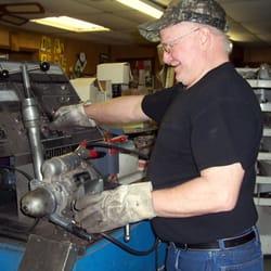 Ron's Rebuild Shop - Alternators and Starters - Auto Parts