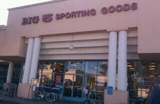 Big 5 Sporting Goods: 1600 41st Ave, Capitola, CA
