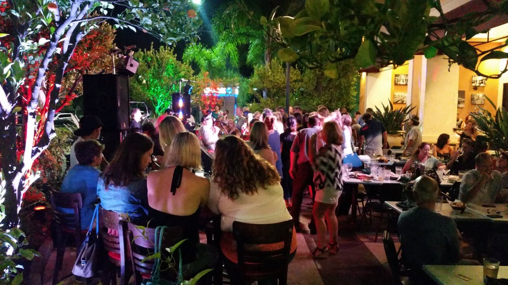 Peppino S Italian Restaurant: Thursday Concert Series W/ Reflex