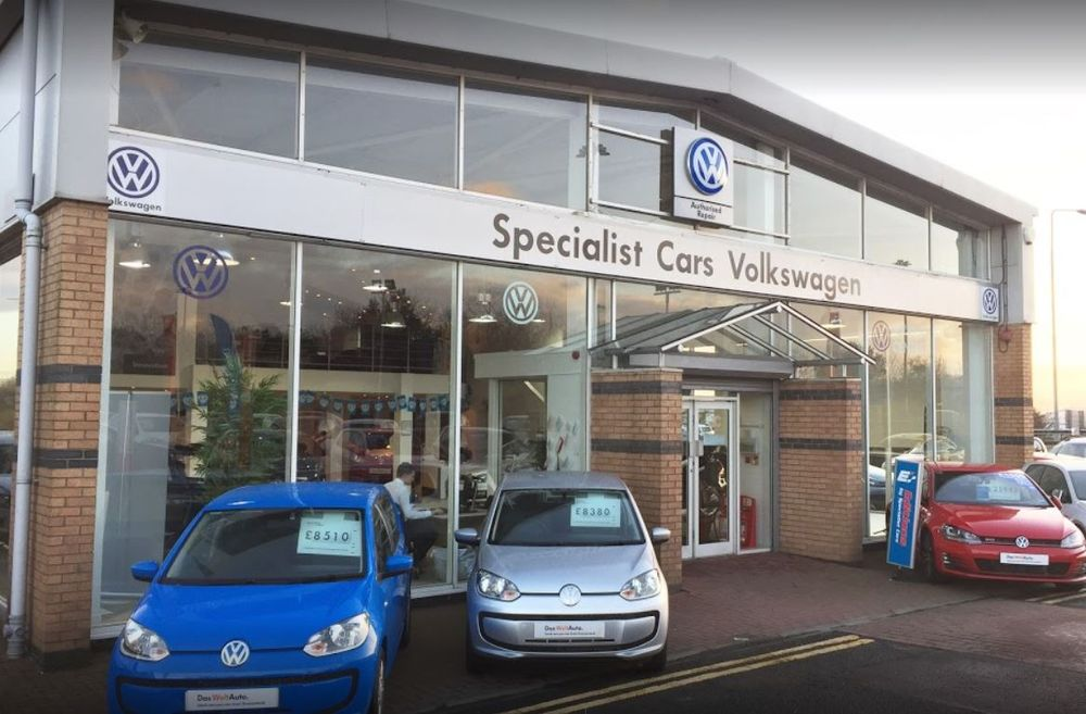 Specialist Cars Volkswagen Dunfermline Request A Quote