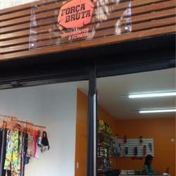 aab189f94 Força Bruta Suplementos   Fitness - Roupas Esportivas - Rua Pires da ...
