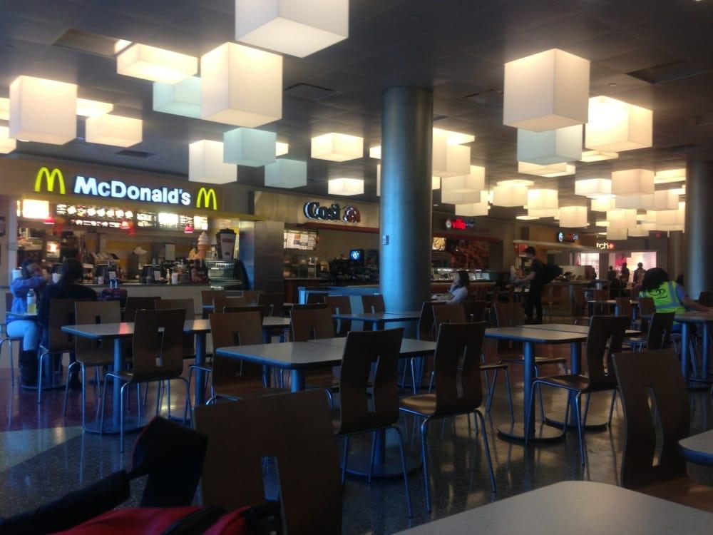 Restaurant Near Logan Airport
