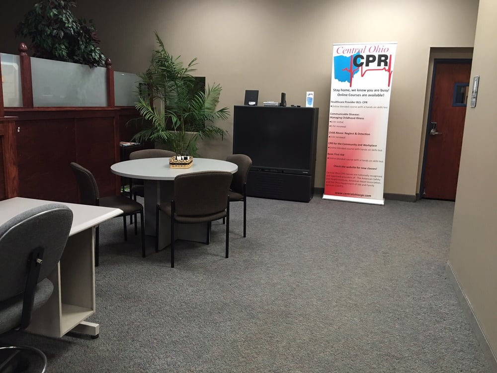 Central Ohio Cpr Cpr Classes 6260 Huntley Rd Columbus Oh