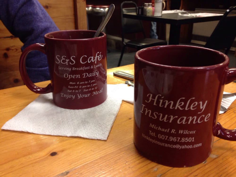S & S Cafe: 18 N Main St, Bainbridge, NY