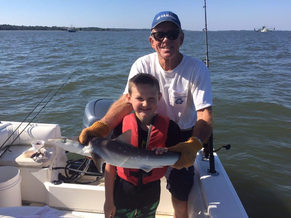 Jaybird fishing charters 24 fotos pesca 1000 arthur for Delaware fishing charters