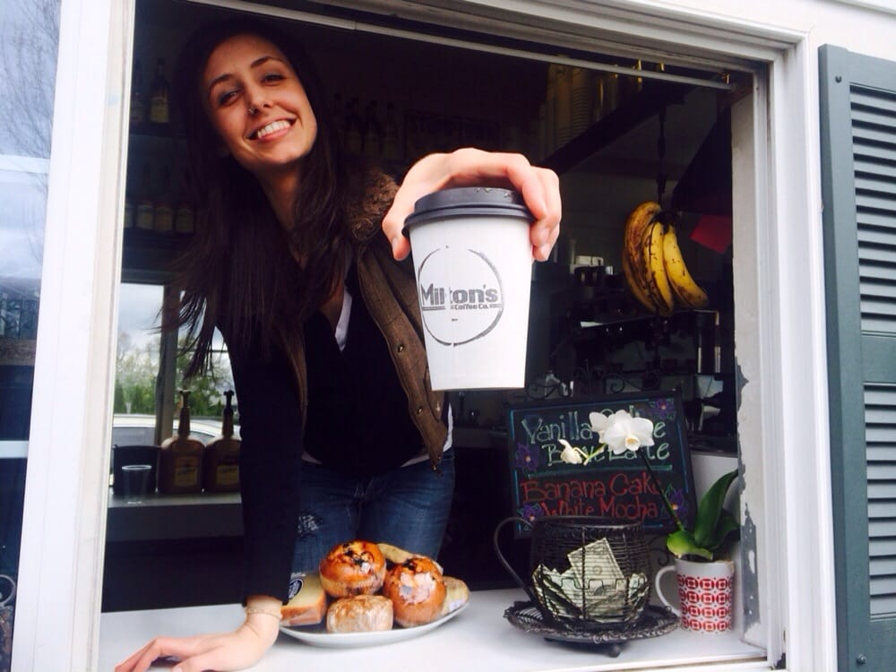 Miltons coffee co has the best baristas in town yelp for Absolute tan salon milton fl
