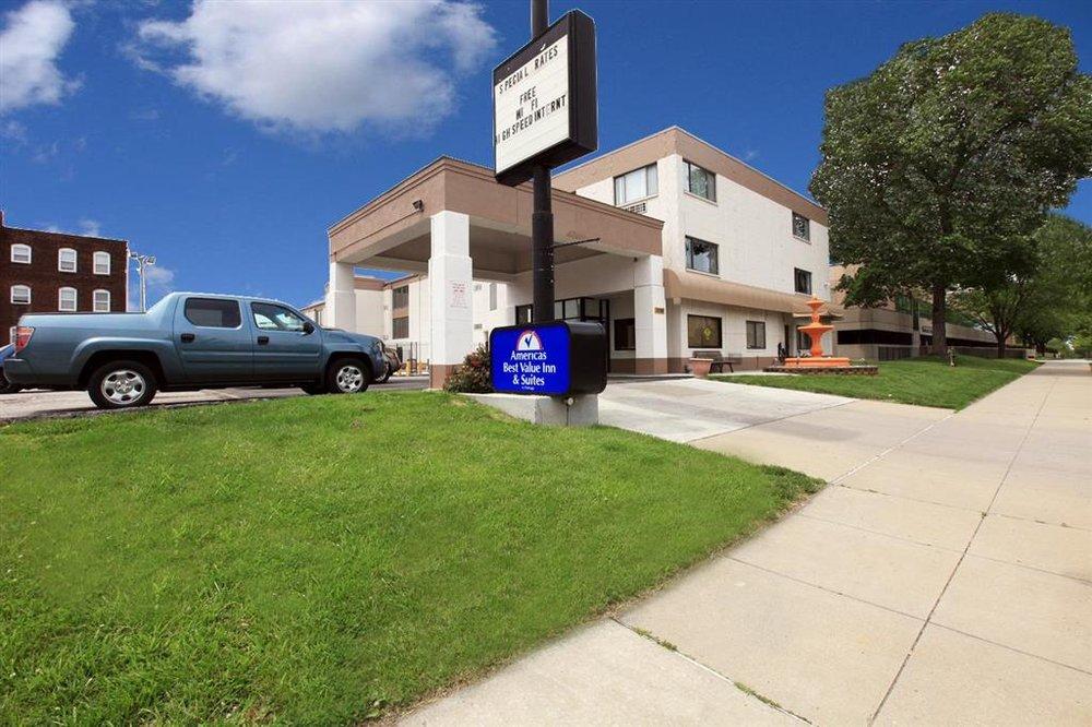 Americas Best Value Inn & Suites Kansas City Downtown
