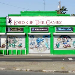 Lord of the games stockton ca