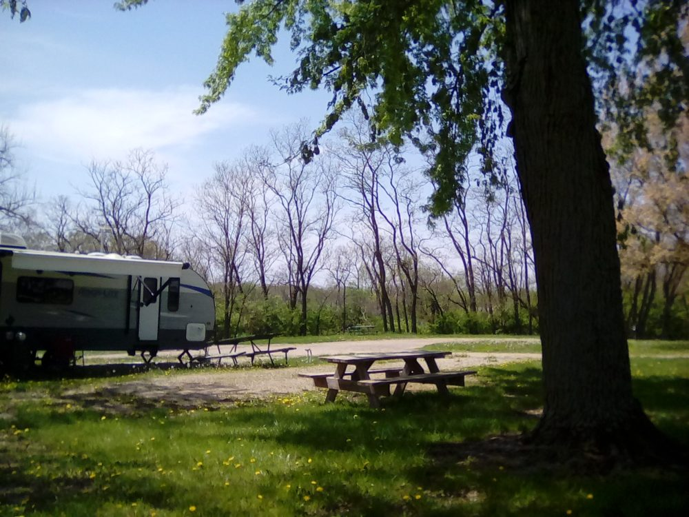 Timberline Campground: 1467 Timberline Rd, Goodfield, IL