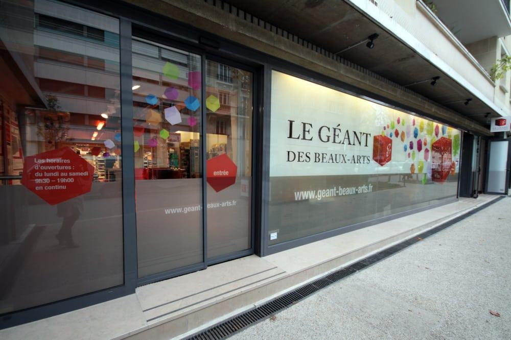 Le g ant des beaux arts 24 photos cadres encadrement - Le geant des beaux arts paris ...