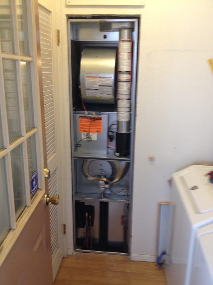 Mobile home furnace installation (Huntington Beach) - Yelp on mobile home heating systems, rv furnace replacement, gas furnace thermocouple replacement, gravity furnace replacement, mobile home heat pumps, mobile home window replacement, mobile home skylight replacement, electric furnace sequencer replacement, mobile home chimney replacement, mobile home plumbers, mobile home floor replacement, vinyl windows replacement, oil furnace burner replacement, mobile home heating service, mobile home humidifiers, mobile home installation, mobile home hvac, mobile home ductwork replacement, furnace valve replacement, mobile home ventilation,