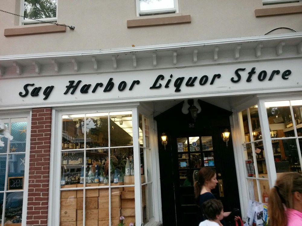 Sag Harbor Liquor Store