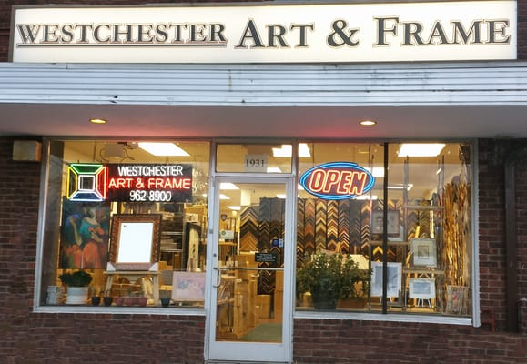 Image result for Westchester Art & Frame, Commerce Street, Yorktown Heights, NY