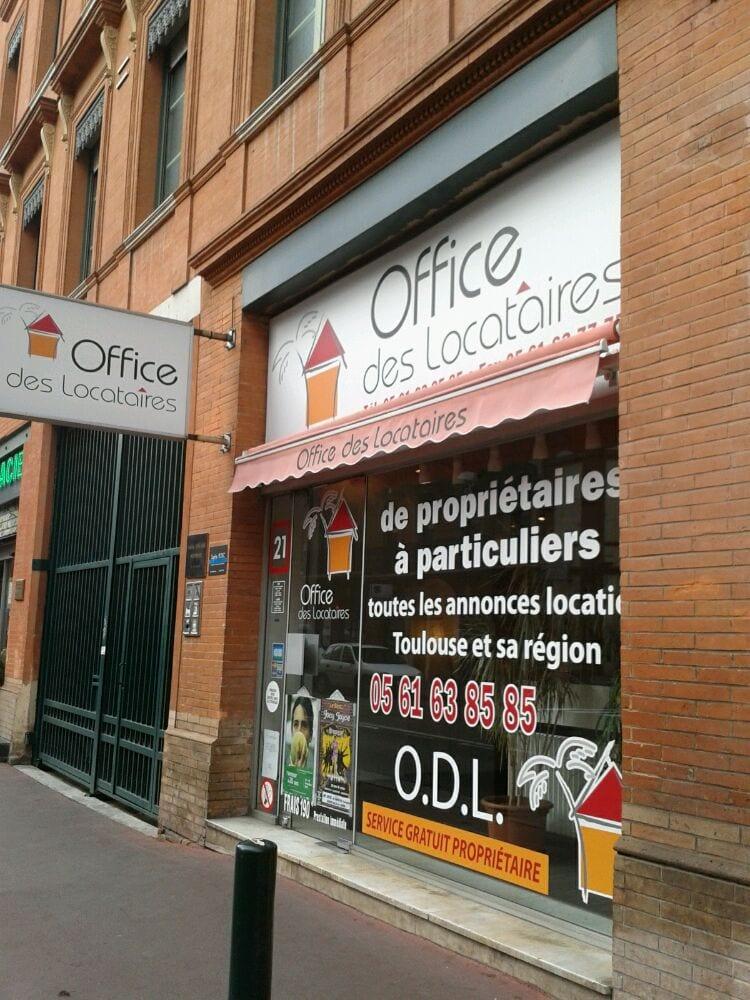 Office des locataires servi os imobili rios 21 rue - Office des locataires perpignan ...