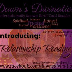 Dawns Divination - Psychics - Dillonvale, OH - Phone Number
