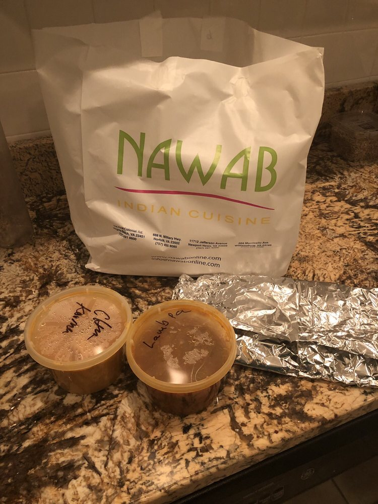 Nawab Indian Cuisine: 888 N Military Hwy, Norfolk, VA