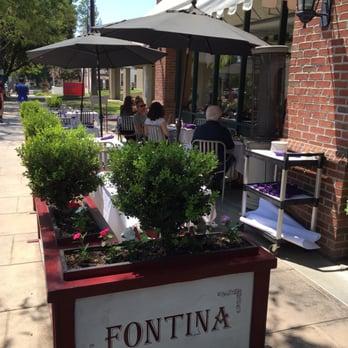Fontina Restaurant Pleasanton Ca