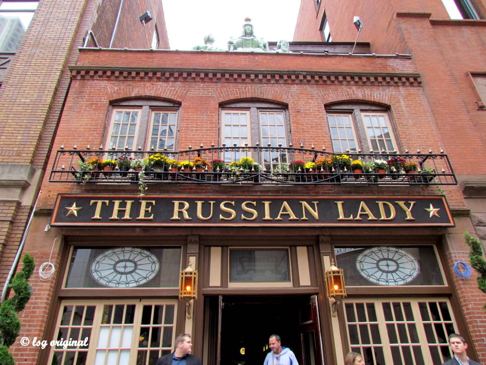 The Russian Lady