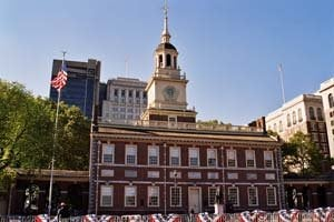 The Constitutional Walking Tour