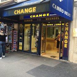 Change Master Bureau de change 21 rue dArcole le de la Cit