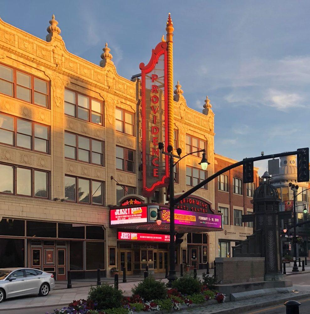 Providence Performing Arts Center: 220 Weybosset St, Providence, RI