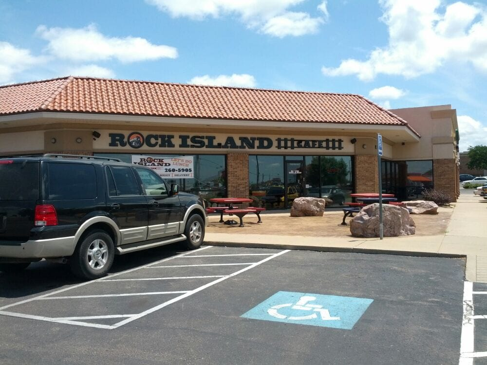 N Rock Island Rd Wichita Ks